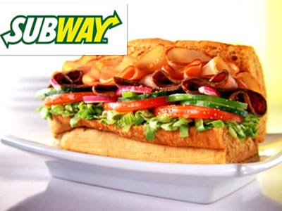 SUBWAY ELEMENTS MALL