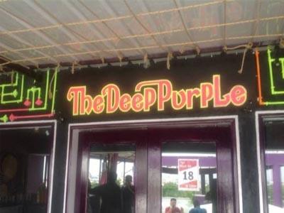 THE DEEP PURPLE