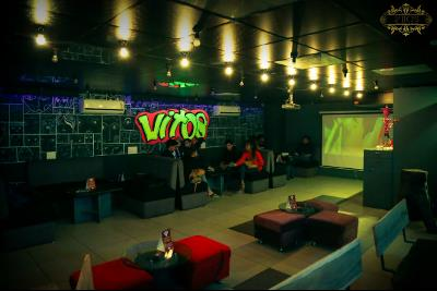 VITOS CAFE LOUNGE